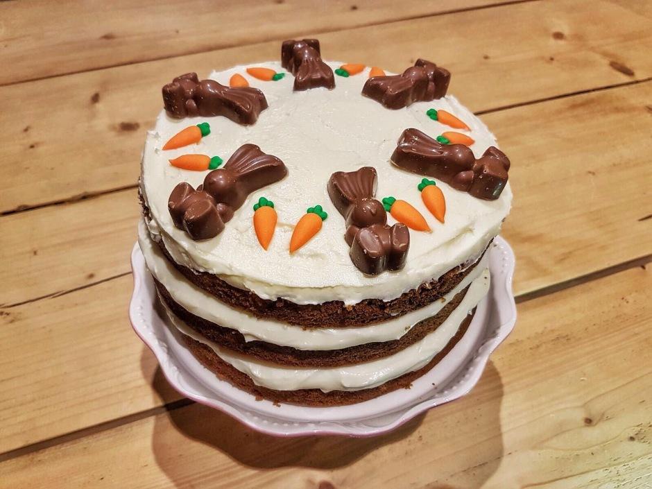 Hummingbird Bakery Carrot Cake Recipe